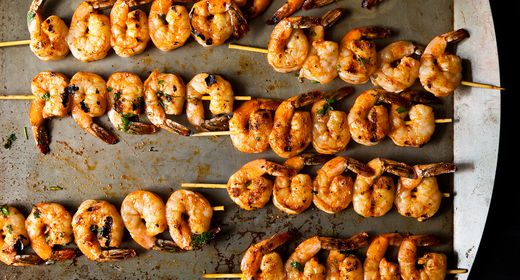 Your Best Shrimp Recipe
