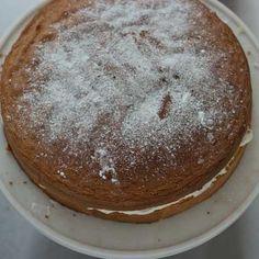 Genoise Sponge Cake (Torta Genovese)- Liguria, Dolci (Dessert)