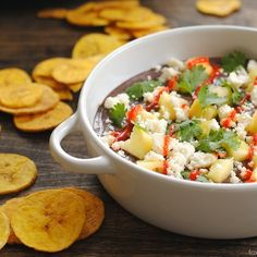 Sweet 'n Spicy Black Bean Dip