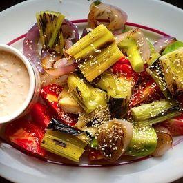 5 Tips for Better Grilled Vegetable Salads