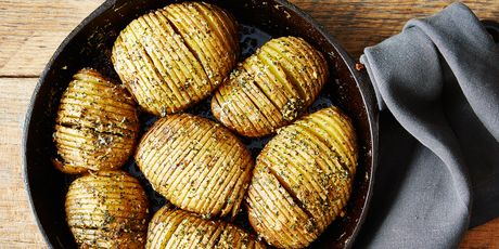Mashed potatoes, roasted potatoes, and more.