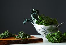 Like Sautéed Greens? Try Them with Bottarga