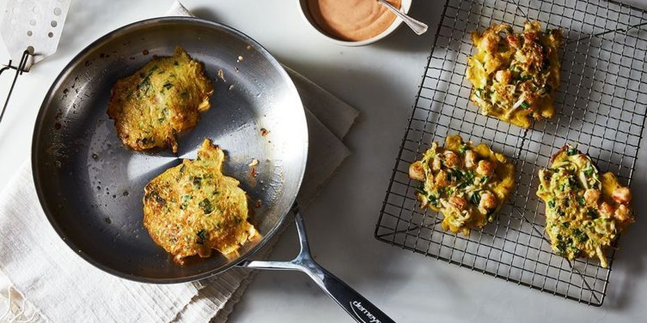 Okonomiyaki (aka the savory pancakes you want for dinner)