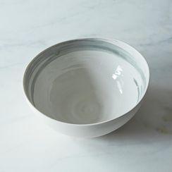Brushstroke Serving Bowl