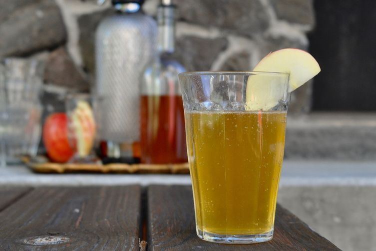 Alpine Apple Soda Syrup