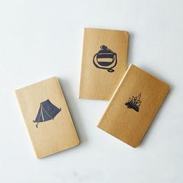 Campfire Journal (Set of 3)