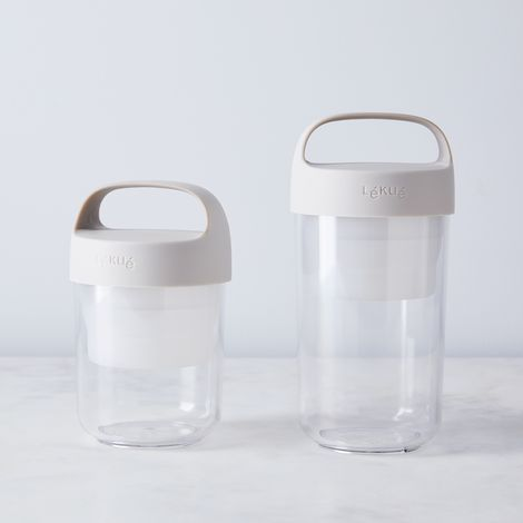 To-Go Container With Handle (Set of 2)