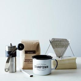 Stumptown Voyager Travel Coffee Kit