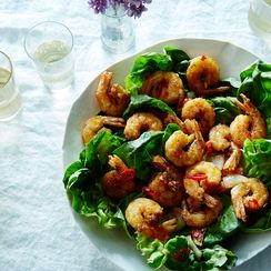 Tom Rang Muoi (Stir-Fried Salt and Pepper Shrimp)