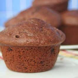 Chocolate Ricotta Muffins (and pancakes)