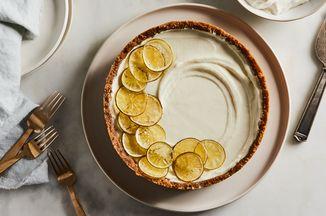 No-Bake Lime Cheesecake Recipe on Food52