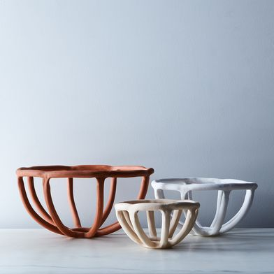 Nested Coil Bowls