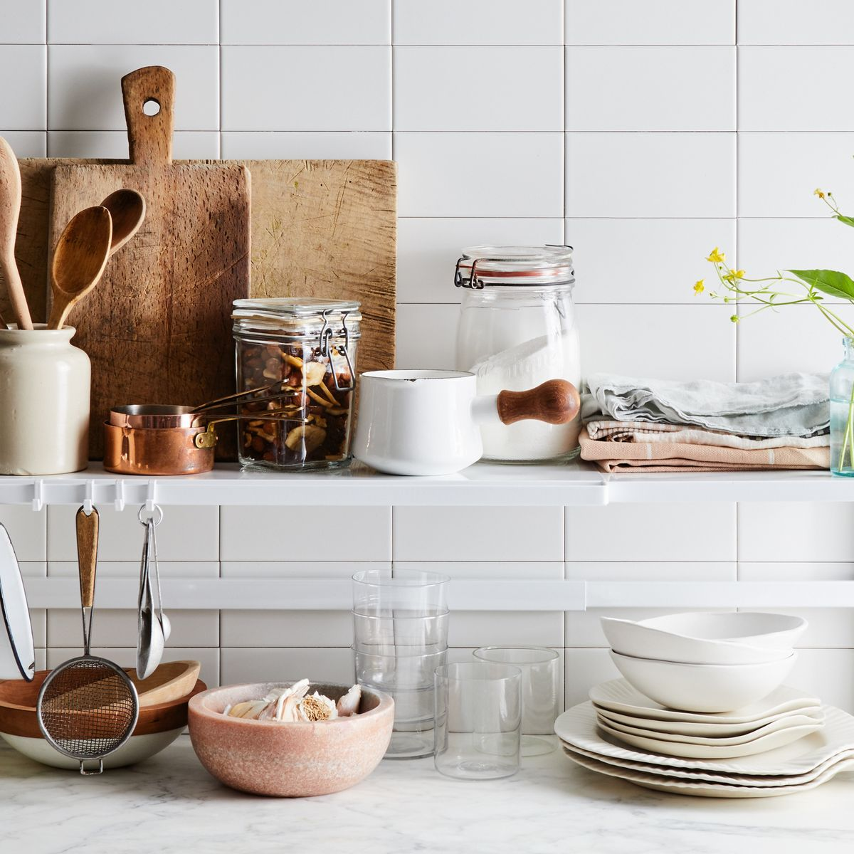 11 Kitchen Counter Decor Ideas How To Decorate Counters