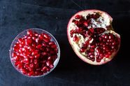 Pomegranate Gelée