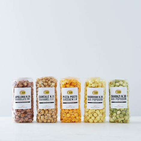 Spiced Popcorn (Set of 5)