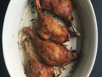 How to Get Crispier Skin on Your Duck (or Chicken) Without Adding Anything