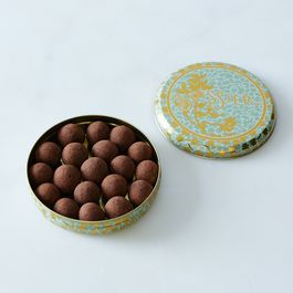 Cinnamon Chocolate-Covered Hazelnuts