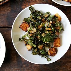 Perfect (!) Baked Tofu, Meet Sheet-Pan Dinner
