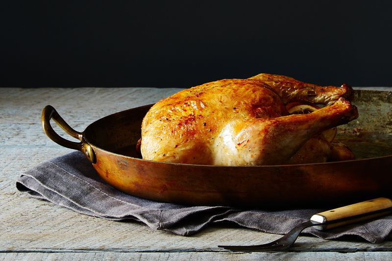 Roast chicken is a recipe that keep on giving.