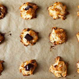 Spice-Drawer Carrot and Coconut Macaroons Recipe on Food52