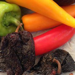 Roasted Chili Salsa