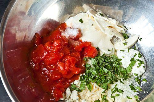 Al Forno's Penne with Tomato, Cream, and Five Cheeses