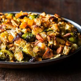 Stuffing side dishes by Lindamarlena