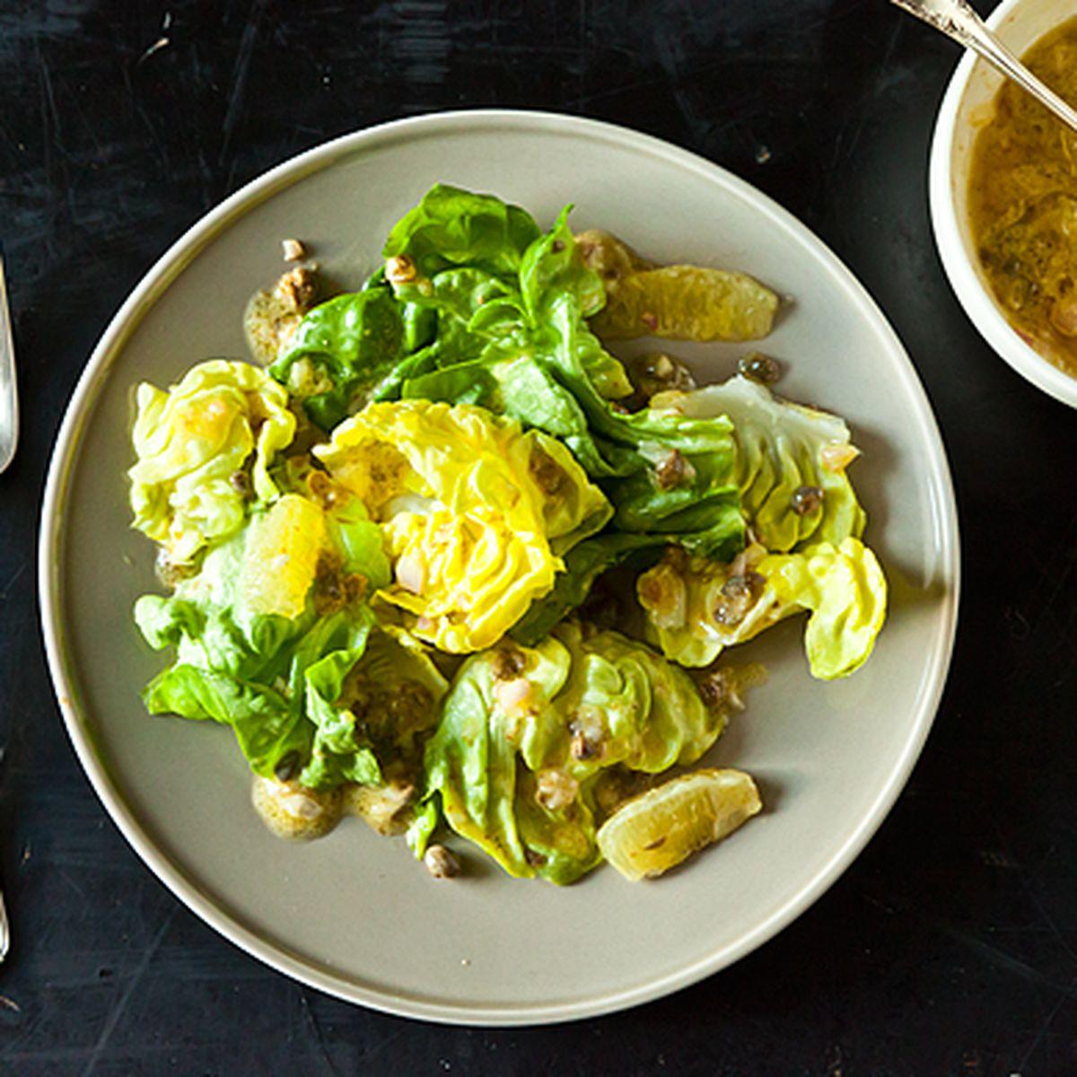 April Bloomfields Lemon Caper Dressing Recipe On Food52