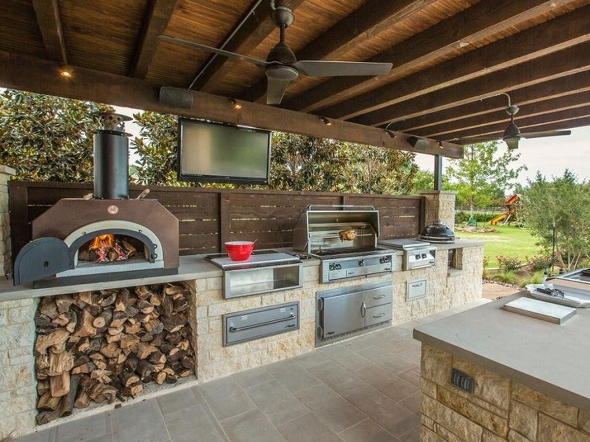 19 Best Backyard Kitchen Ideas Dreamy Outdoor Kitchen Ideas