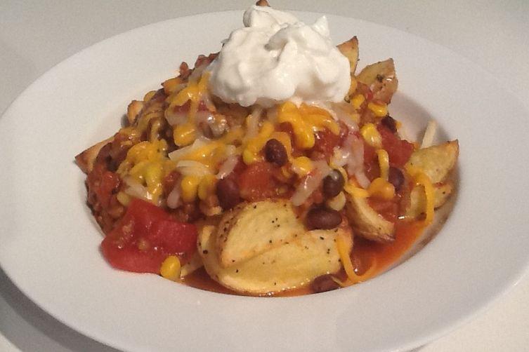 Veggie Chili Supreme