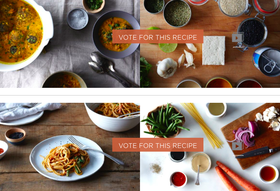 Finalists: Your Best Vegan Recipe