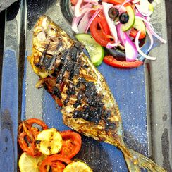 Grilled Berbere Fish