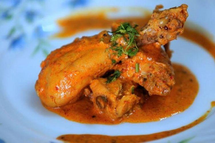 Mangalorean Style Chicken