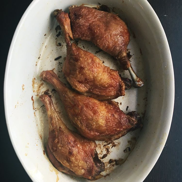 How to Get Crispier Skin on Your Duck (or Chicken) Without