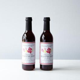 Raspberry Snow Cone Syrup (Set of 2)