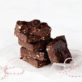 Faith Durand's No-Bake Triple Chocolate Brownies