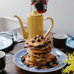 The (Mostly) Make-Ahead Pancakes Anna Jones Eats on Christmas Morning