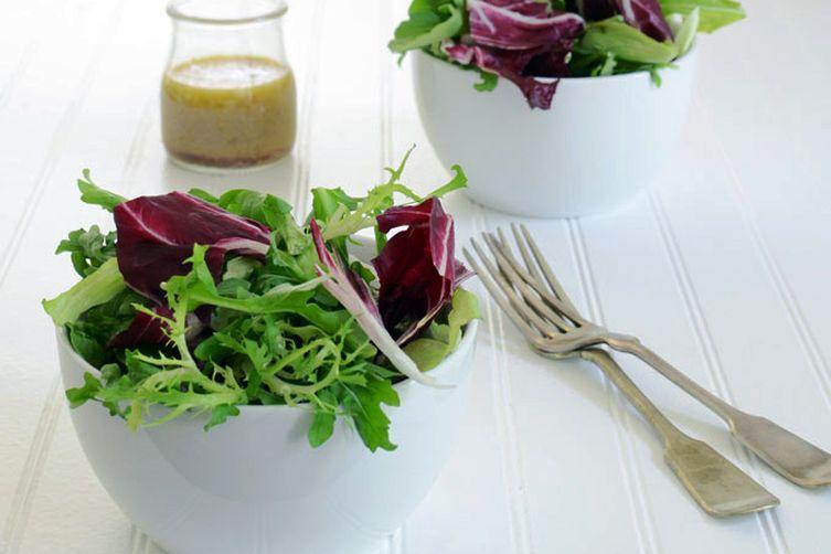 Post Ranch Inn Salad