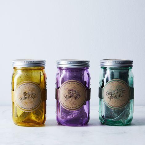 Flower Jar Garden Kit (Set of 3)