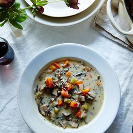 Vegan Soups by Woodrow Moershel
