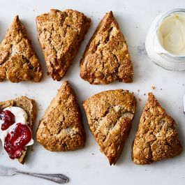 Scones by Jean Beck