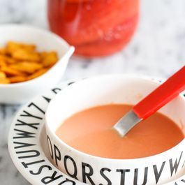 Four Ingredient Tomato Soup