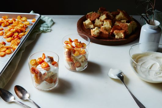 Macerate Citrus (And Make This Trifle) Before Winter's End