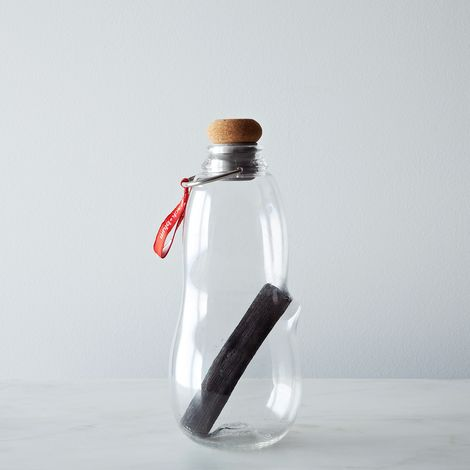 Water Bottle with Charcoal Filter