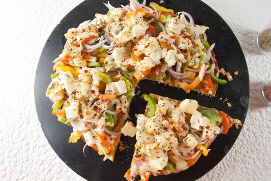 How To Make Pizza With Pillsbury Tawa Pizza Base Mix