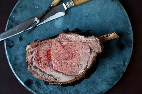 Ann Seranne's Rib Roast of Beef Recipe on Food52