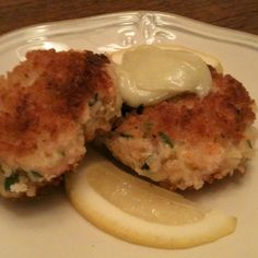Shrimp Croquettes with Wasabi Aioli