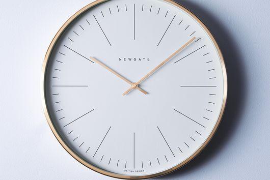 Oslo Wall Clock