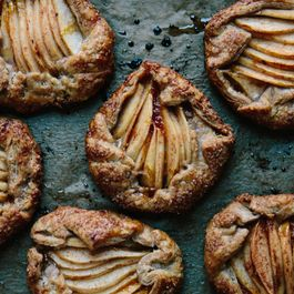 How to Make Easy Individual Pear Galettes