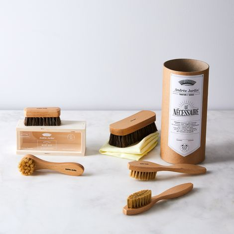 Traditional French Shoe Care Kits